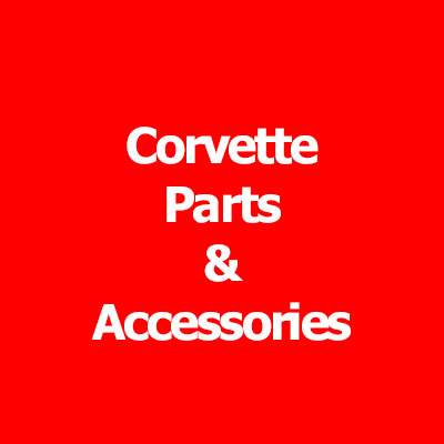 corvette parts and accessories